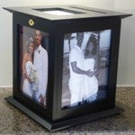 Photo Card Box for Weddings (or Other Congratulatory Events)
