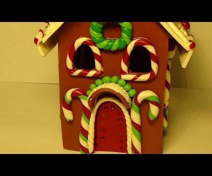 Gingerbread house part ІI