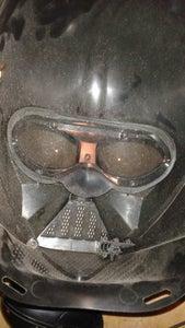 Preparing the Helmet