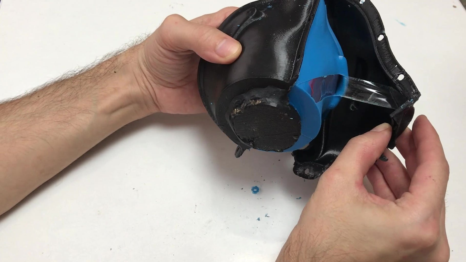 Taking the Mask Out of the Mold