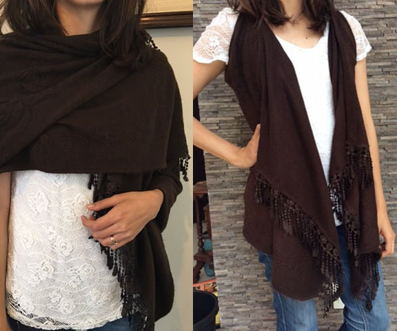 The Vest Scarf Ever