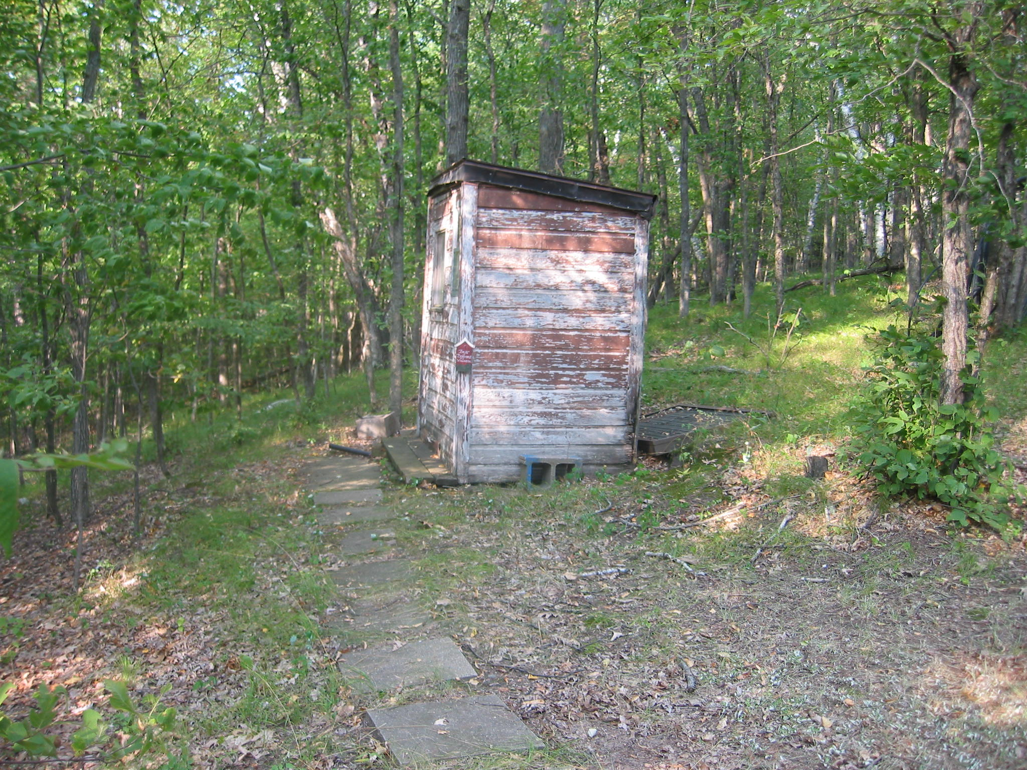 The World's Nicest Outhouse