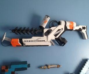 District 9 Arc Gun Prop