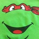 Ninja Turtle onesie {Made it at TechShop}
