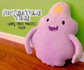Adventure Time Lumpy Space Princess Plush