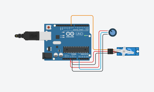 The Controller: the Arduino Circuit and Code