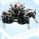 Arduino Hexapod Avoider Robot
