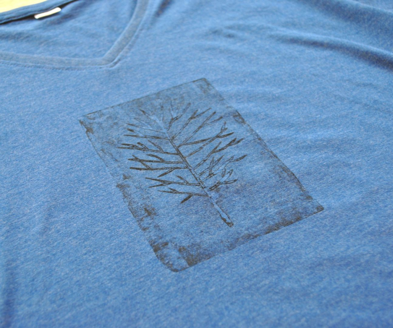 Prototyping tutorial - patterns on fabrics