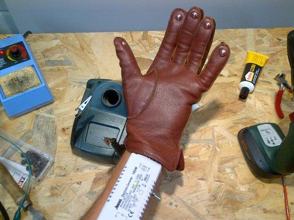 Shocking Glove