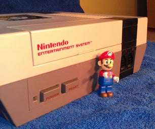 Retro All-In-One Gaming Console