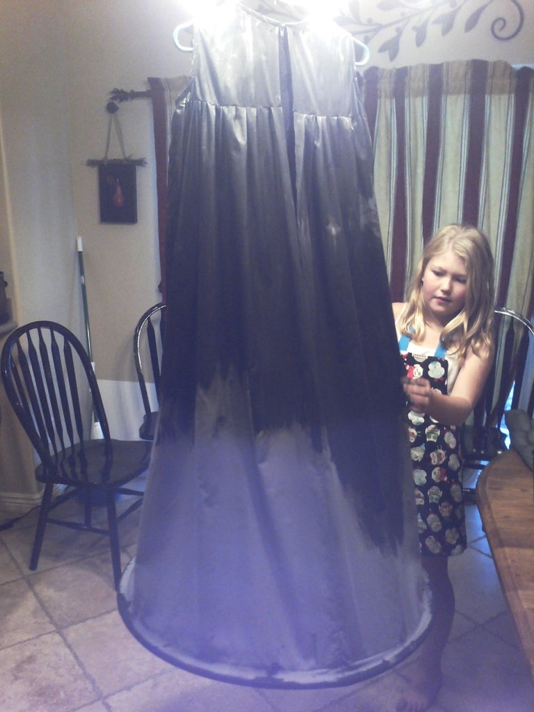 Step 3: Paint the Dress