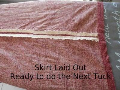 Skirt Tucks