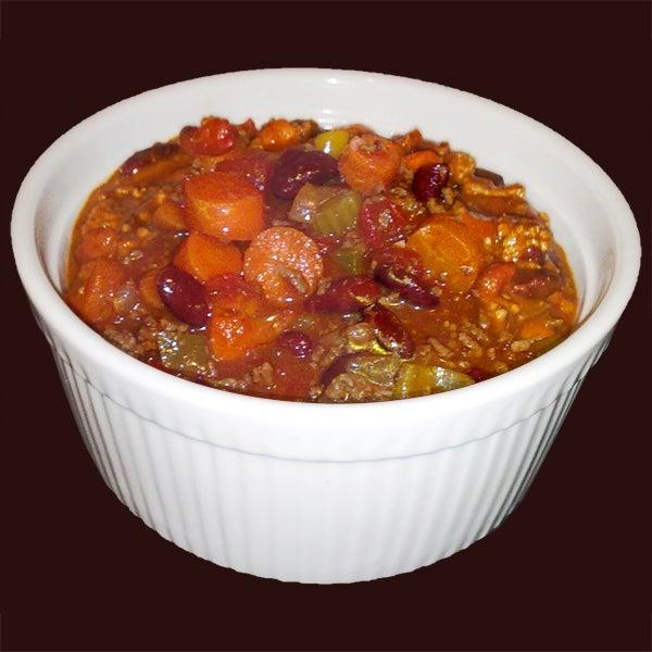 Quick & Easy One Pot Chili