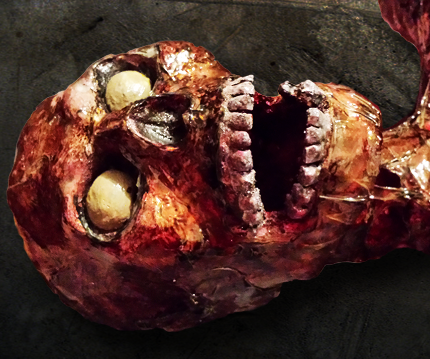 How to Make a Skeleton & Corpse from Scratch