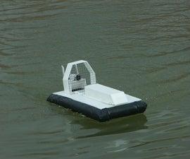 Radio Controlled Hovercraft