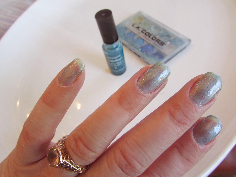 Custom  Mermaid Nail Polish