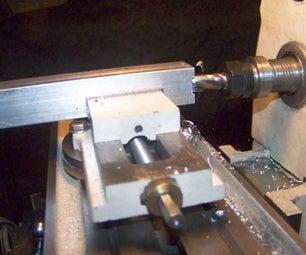 A Small Low Profile Machine Vise