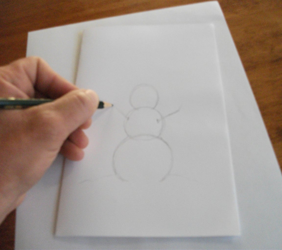 Supplies & Sketching....