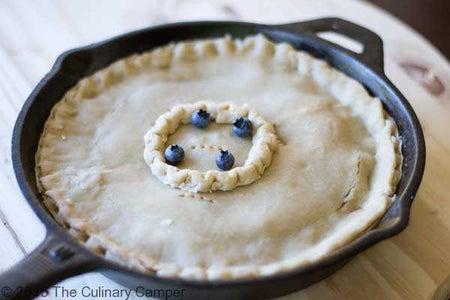 Prepare Pie Crust