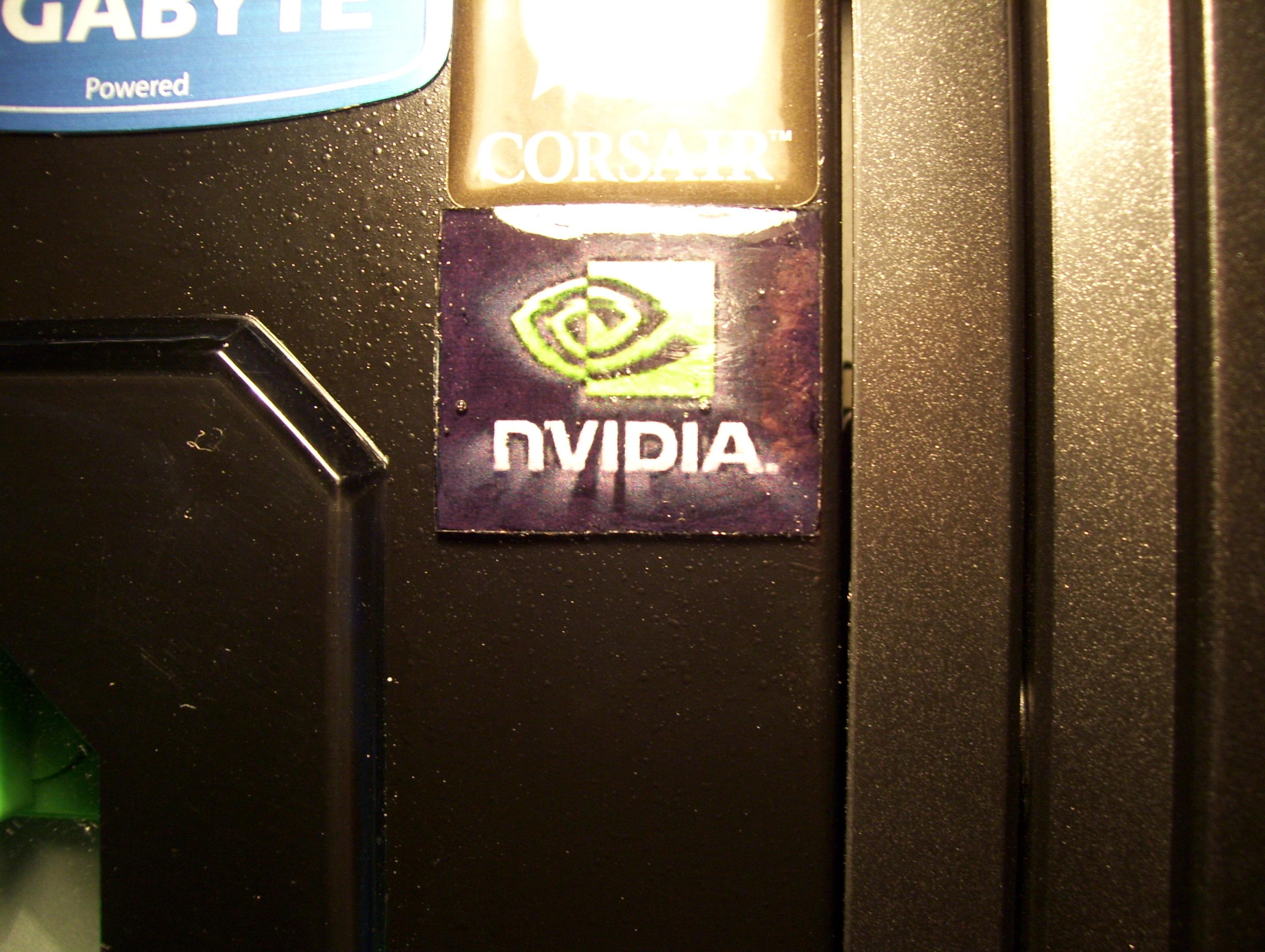 DIY Computer Case Badge!