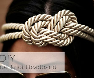 Functional Jewelry Making Techniques-make DIY Hair Accessories by Tying a Knot