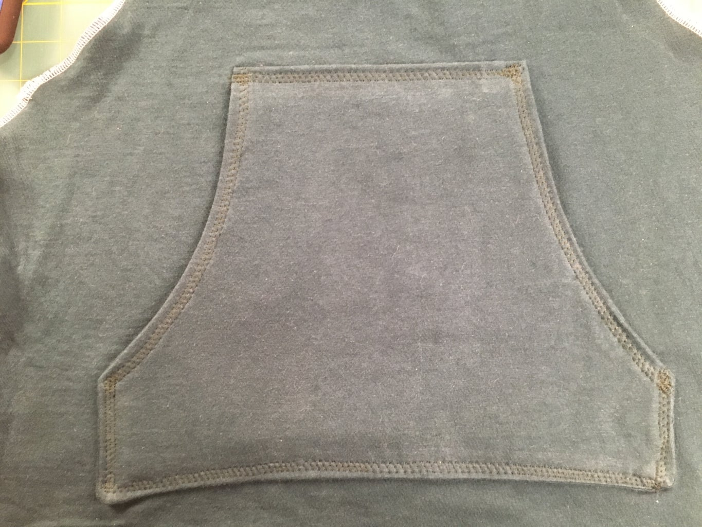 Front Pocket: Construct and Sew