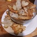 Cookie Cutter Potato Chips