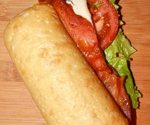 Turkey Bacon Club Sandwich (Tim Horton's Copy Cat Recipe)