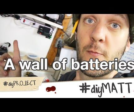 Organize Your Batteries for Fun and Profit!