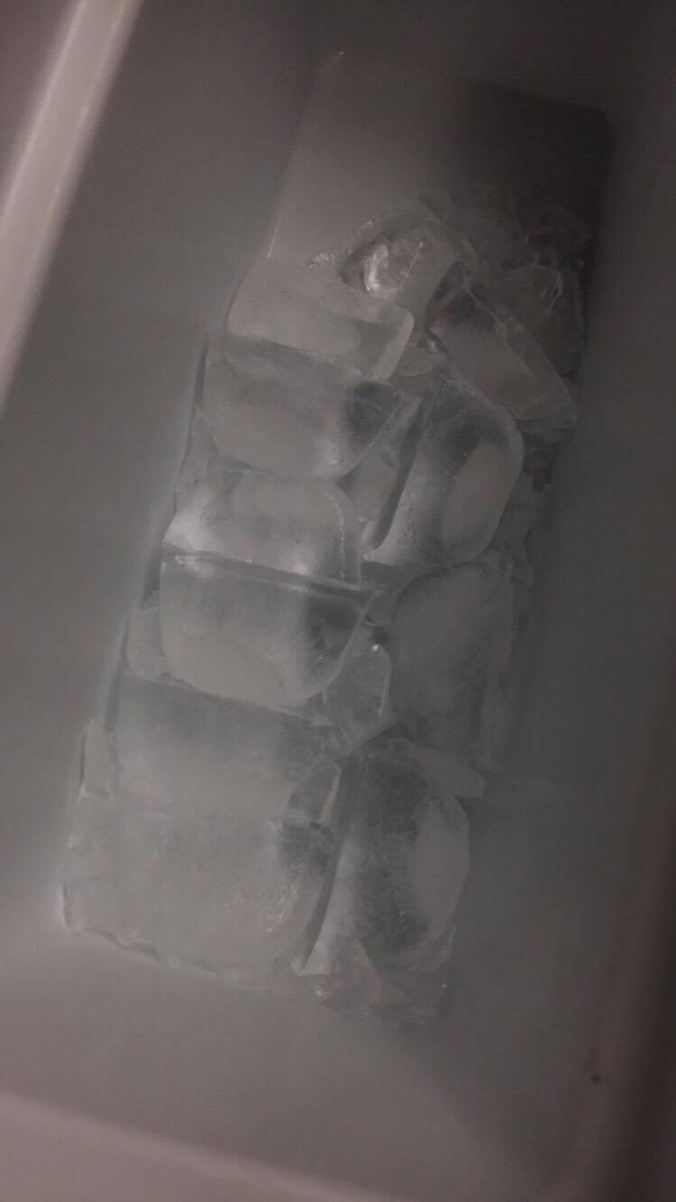 Grab Ice!