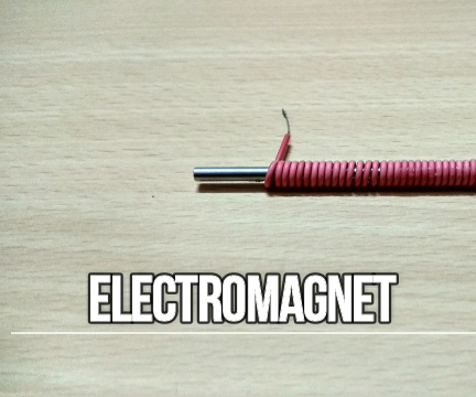 How to Make a Electromagnet