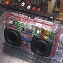DIY Pelican 1050 Bluetooth Speaker Dayton Audio