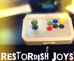 Make Your Old Joystick Bluetooth!