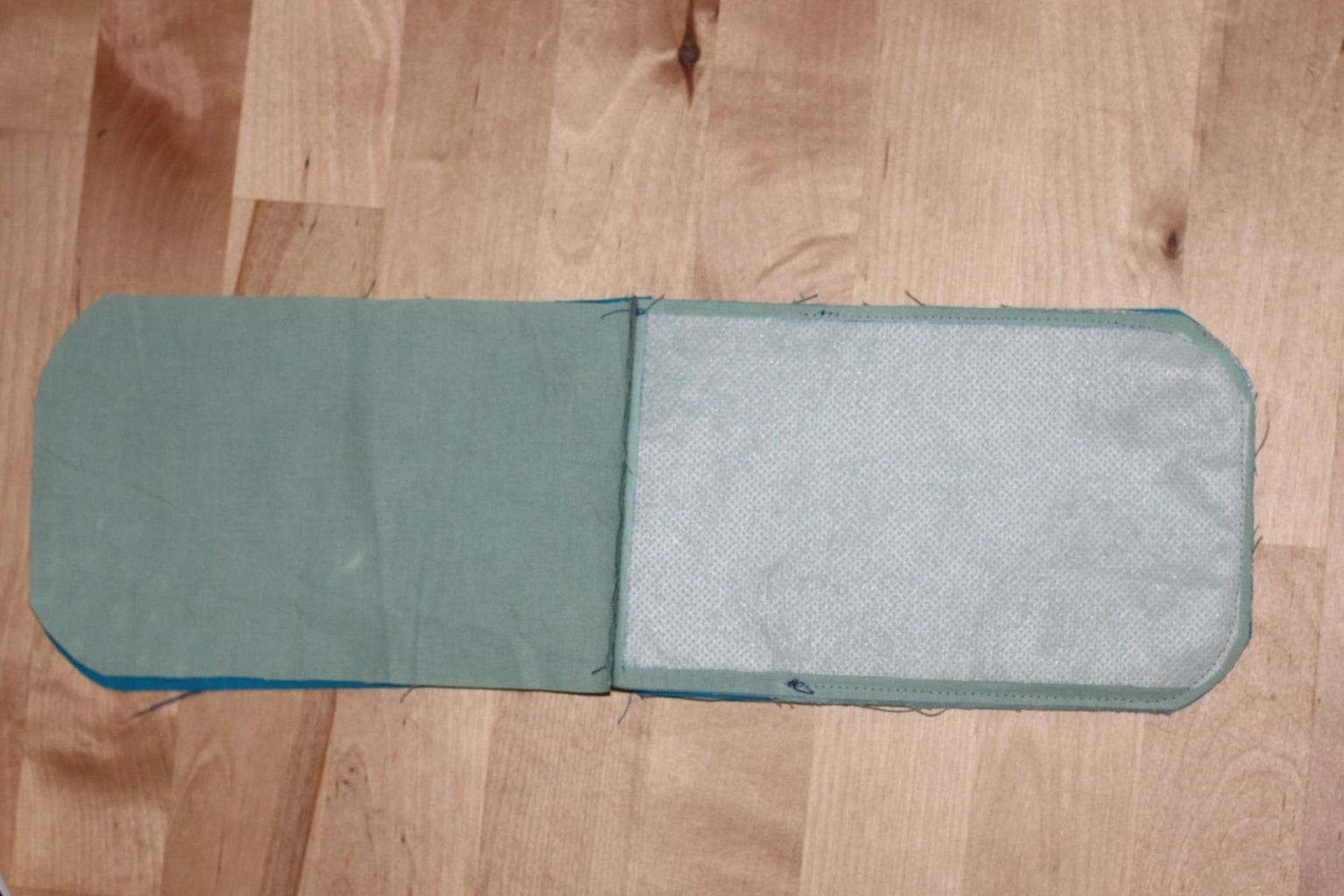 Lining of the Main Part and Assembly