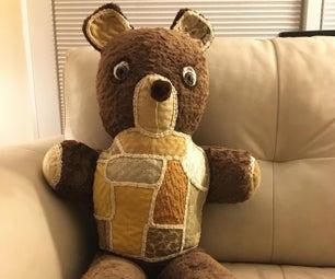 泰迪熊维修