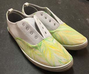 Marbled Shoes