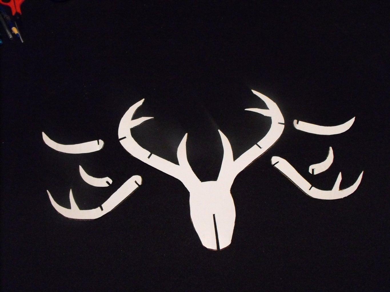 Assemble Deer Head