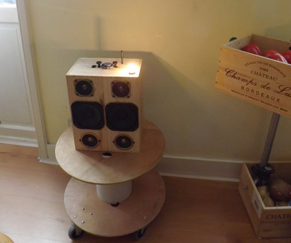 Build Your AIO Wireless WineBox Sound System