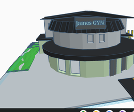 詹姆斯健身房