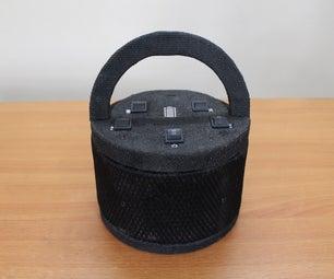 360 Degree Portable Speaker