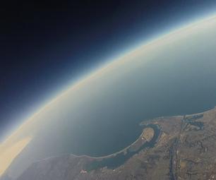 The Easiest Arduino High Altitude Balloon Data Logger