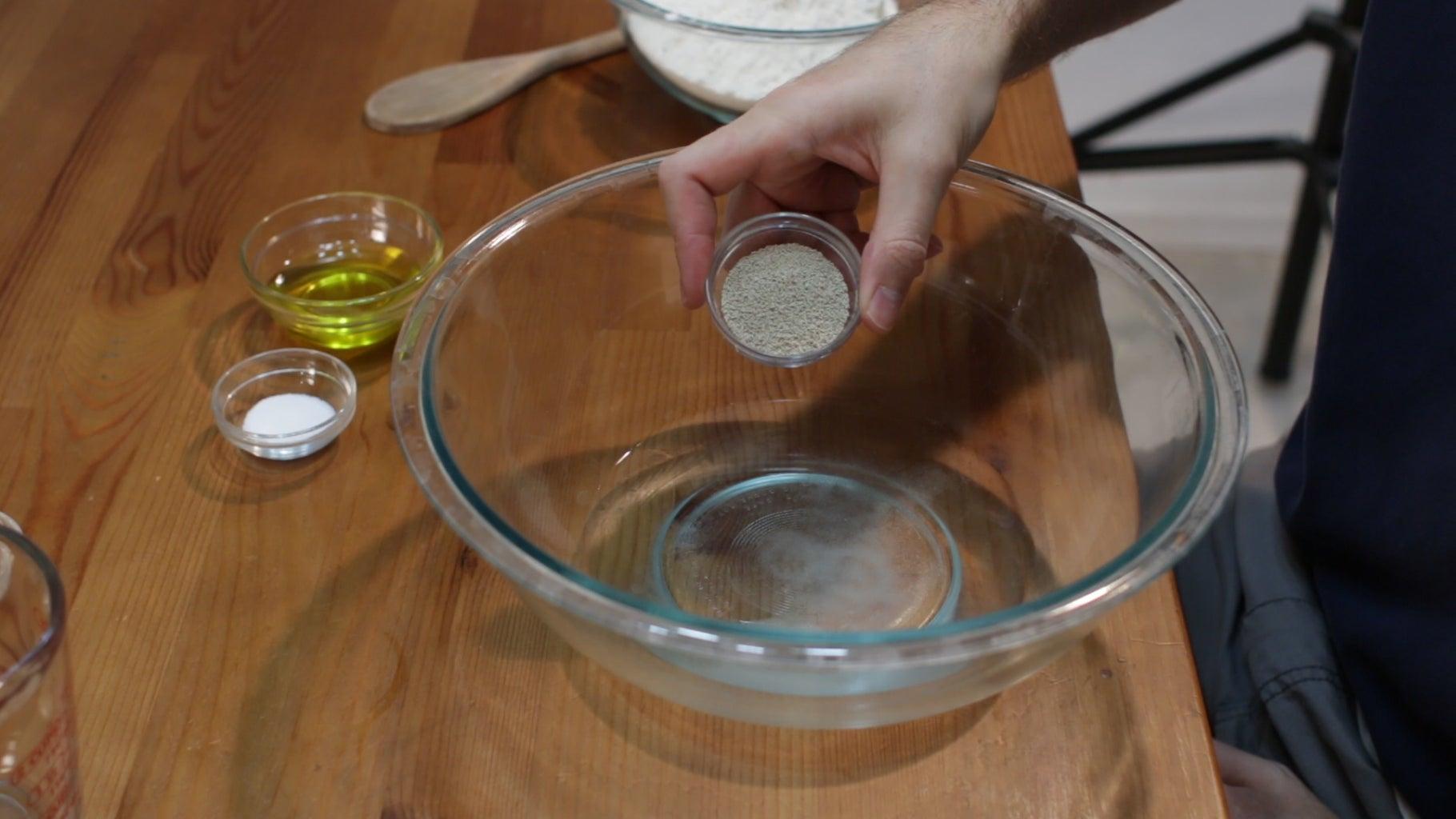 Start the Yeast