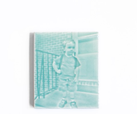 Make a Custom 3D Porcelain Celadon Selfie Tile