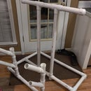 DIY PVC Compound Bow Stand