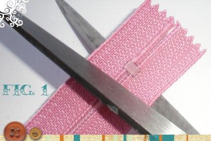Cut Zipper