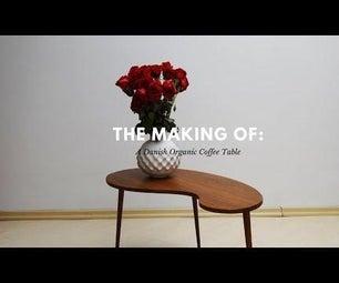 How to Make a Danish Organic Table