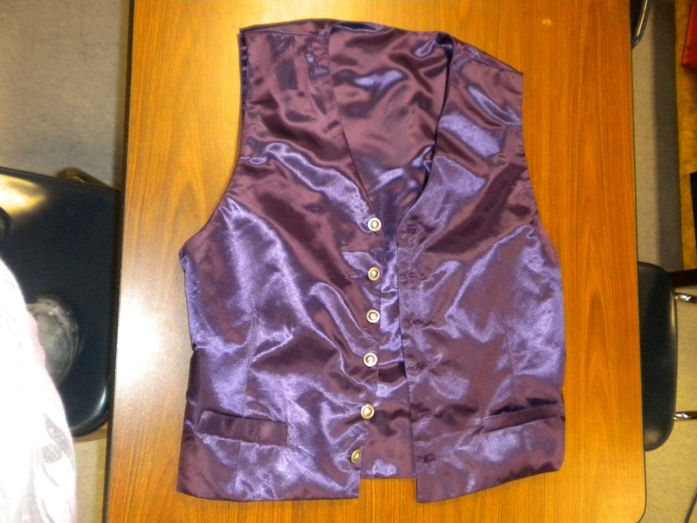 Sewing a Men's Formal Vest