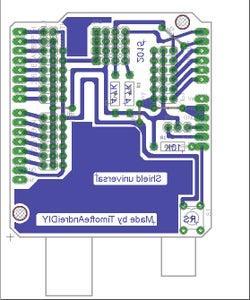 Arduino Universal Shield