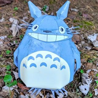 Totoro Papercraft