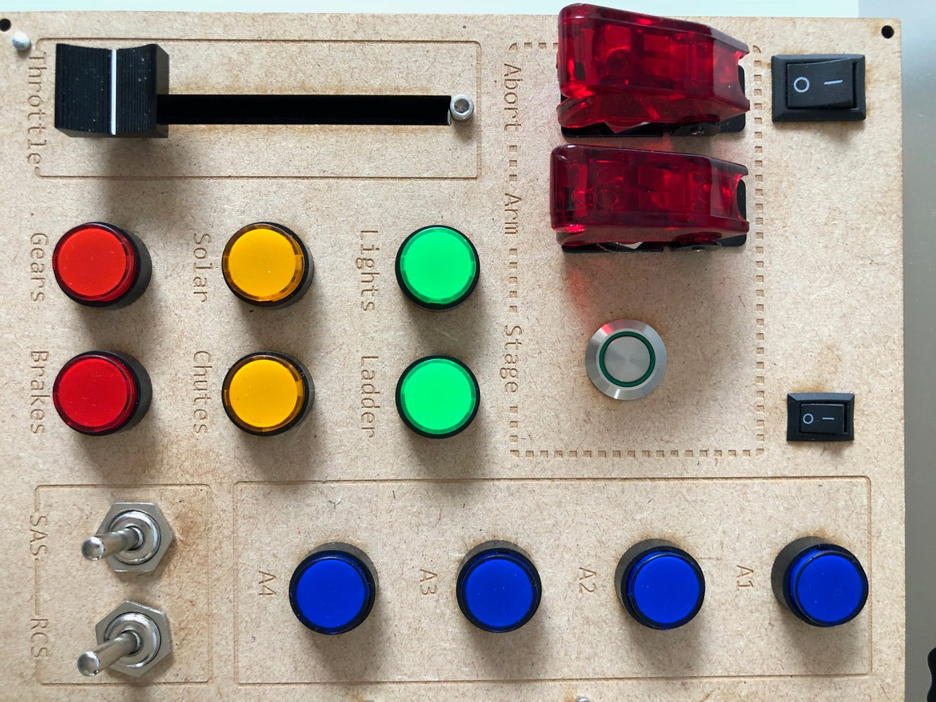 Hooking Up Buttons and Switches